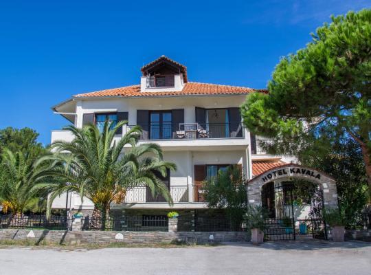 Képek: Hotel Kavala