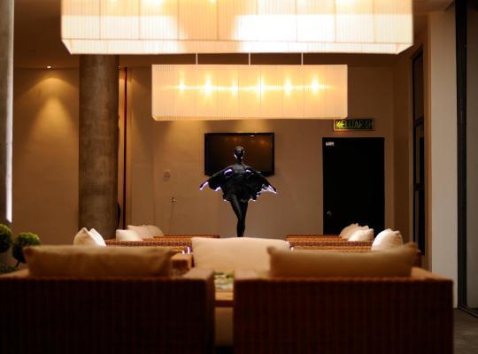 Хотел снимки: T+ Hotel Sungai Korok