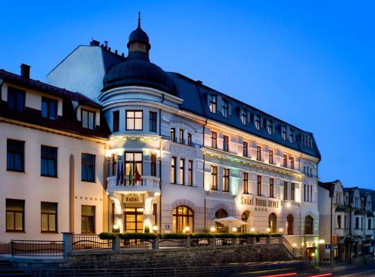 Otel fotoğrafları: Hotel Dubná Skala