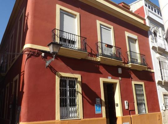 Хотел снимки: Babel Hostel Sevilla