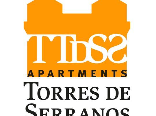 Viesnīcas bildes: Apartments Torres de Serranos Valencia