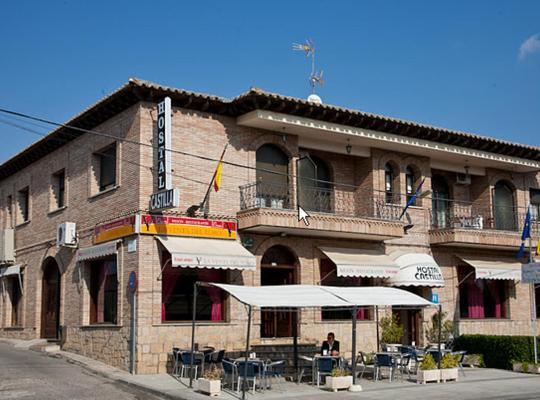 Foto dell'hotel: Hostal Castilla