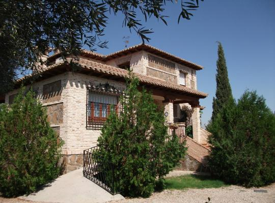 Хотел снимки: Casa Del Olivar