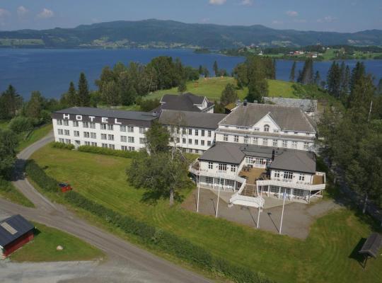 Hotel fotografií: Selbusjøen Hotel & Gjestegård
