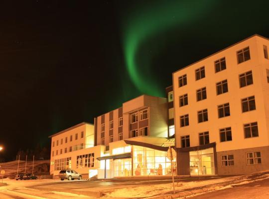 Viesnīcas bildes: Hótel Borgarnes