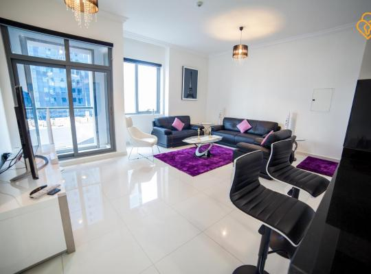 Hotel photos: Keysplease Holiday Homes - Executive Towers - Business Bay