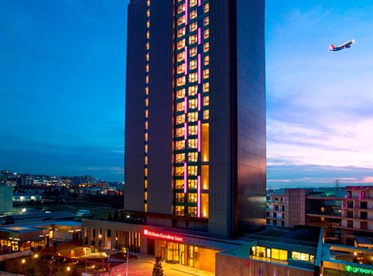 酒店照片: Hilton Garden Inn Istanbul Atatürk Airport