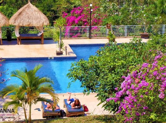 ホテルの写真: Vanna Hill Resort