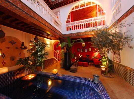 Viesnīcas bildes: Riad La Terrasse Des Oliviers