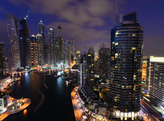 Fotos do Hotel: Marina Hotel Apartments