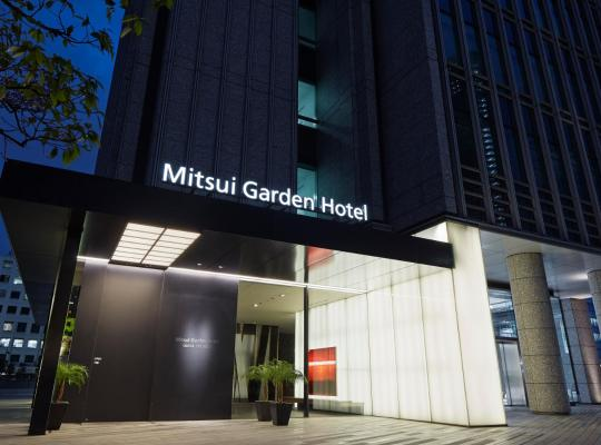 Otel fotoğrafları: Mitsui Garden Hotel Ginza Premier