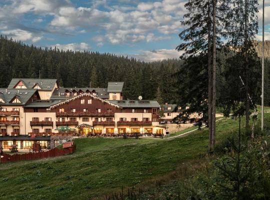 Φωτογραφίες του ξενοδοχείου: Ski & Wellness Residence Družba