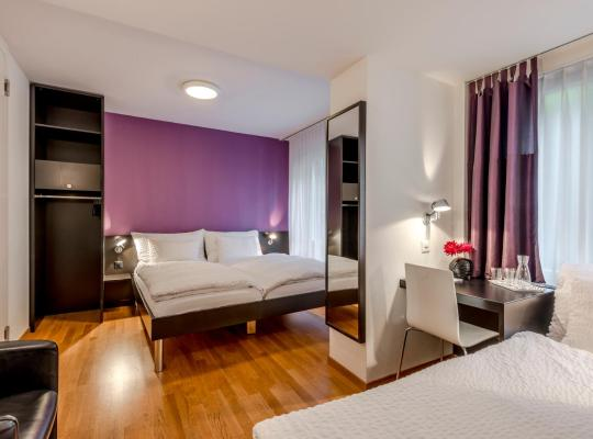 Hotel photos: The Tourist City & River Hotel Luzern