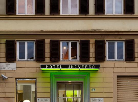 Φωτογραφίες του ξενοδοχείου: Hotel Universo