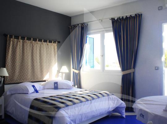 Φωτογραφίες του ξενοδοχείου: Marina Cap Monastir- Appart'hôtel