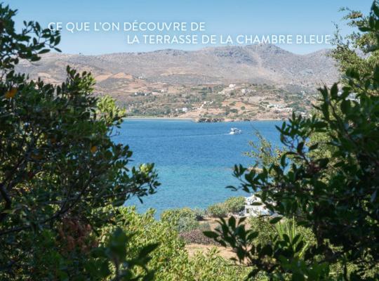 Hotel foto 's: Psilalonia : Chambres d'hôtes de charme sur l'Île de Leros