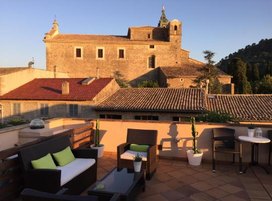 Фотографії готелю: Residencial Suites Valldemossa