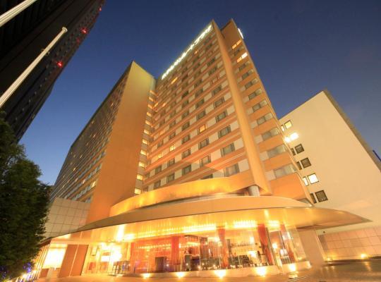 Otel fotoğrafları: Hotel Sunroute Plaza Shinjuku