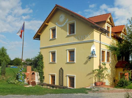 Hotelfotos: Pension U Barona Prášila