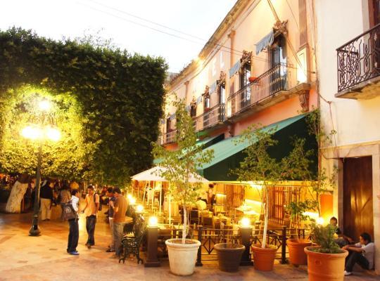 होटल तस्वीरें: Posada Santa Fe