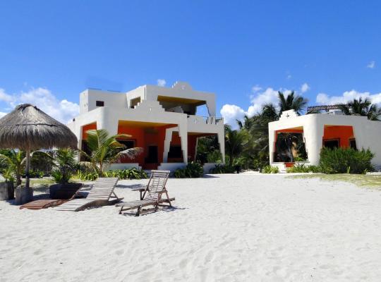 ホテルの写真: Mayan Beach Garden Inn