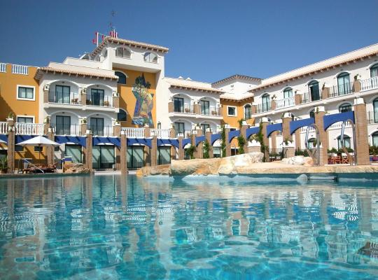 Хотел снимки: Hotel La Laguna Spa & Golf