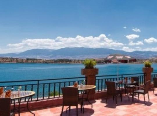 Фотографії готелю: Chems Du Lac Bin El Ouidane