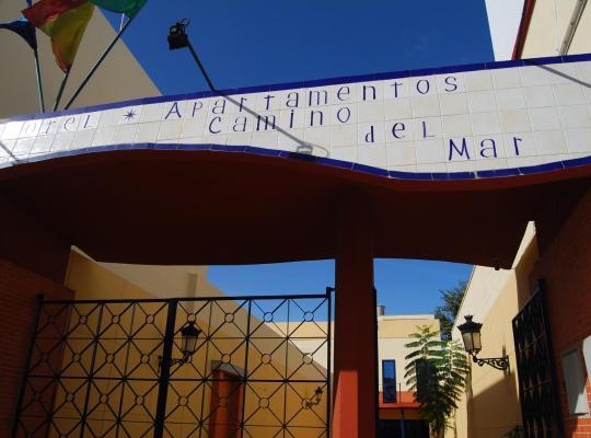 酒店照片: Hotel Camino del Mar
