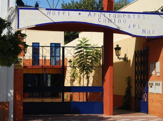 Foto dell'hotel: Hotel Camino del Mar