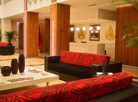 Фотографії готелю: Prestige Hotel Tétouan