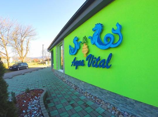 Hotel bilder: Relaxcentrum Aquavital