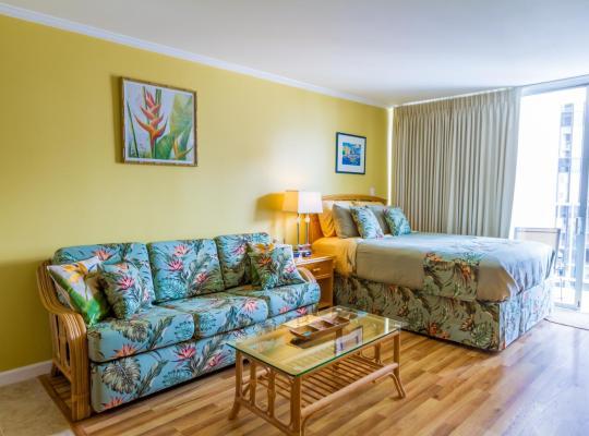 Photos de l'hôtel: Tropical Studios at Marine Surf Waikiki