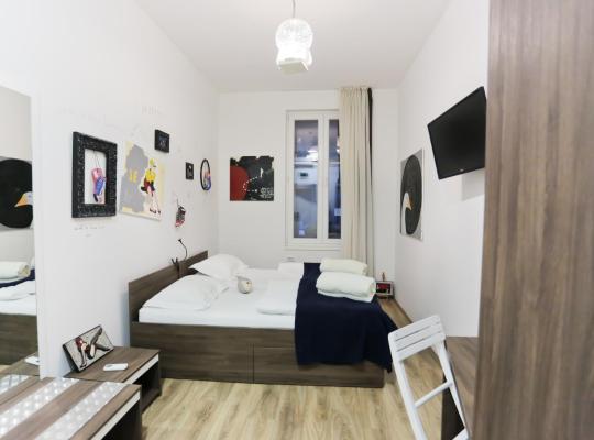 תמונות מלון: Bed & Breakfast 4citywindows
