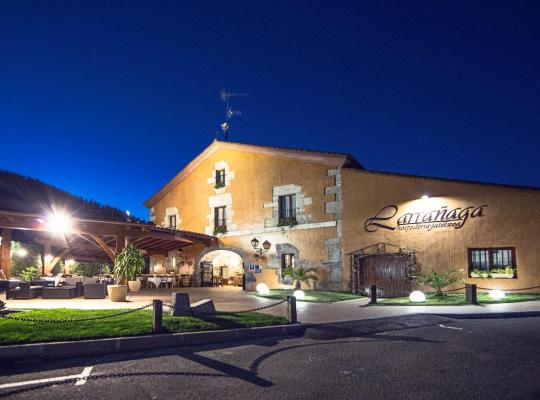 Viesnīcas bildes: Hotel Larrañaga
