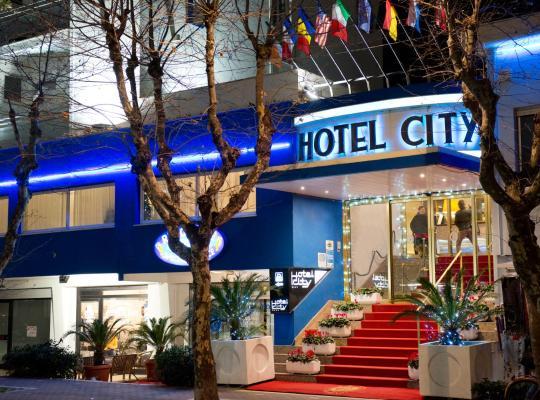 Otel fotoğrafları: Hotel City