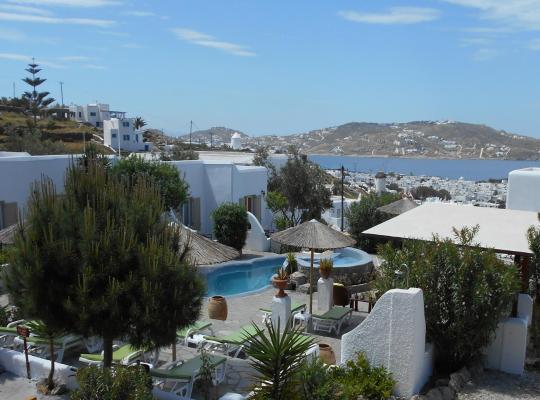酒店照片: La Veranda of Mykonos Traditional Guesthouse