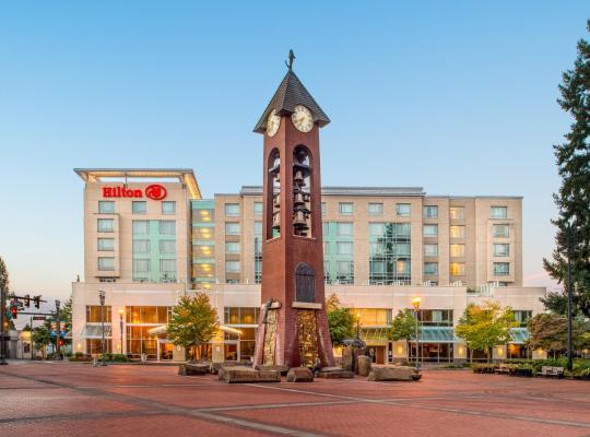 Фотографии гостиницы: Hilton Vancouver Washington