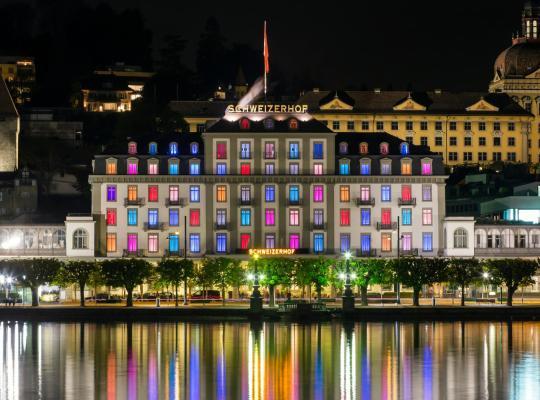 Hotellet fotos: Hotel Schweizerhof Luzern