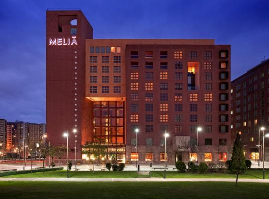 Fotografii: Hotel Meliá Bilbao