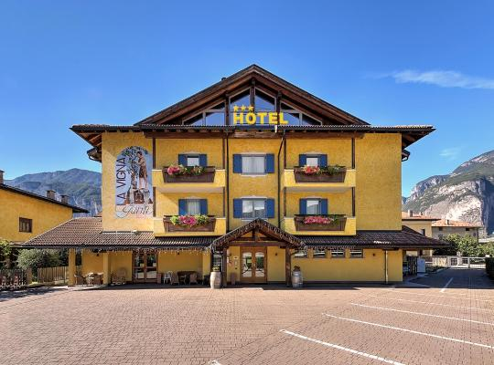 Otel fotoğrafları: Hotel Garni La Vigna