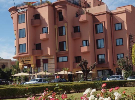 Хотел снимки: Hotel Amani