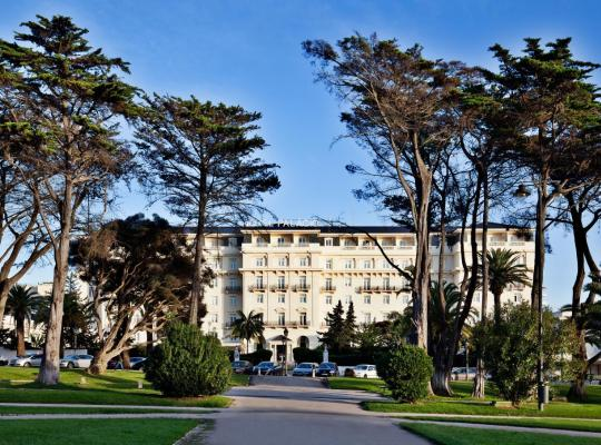 Хотел снимки: Palacio Estoril Hotel Golf & Spa