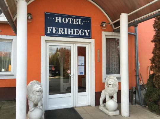 Photos de l'hôtel: Hotel Ferihegy