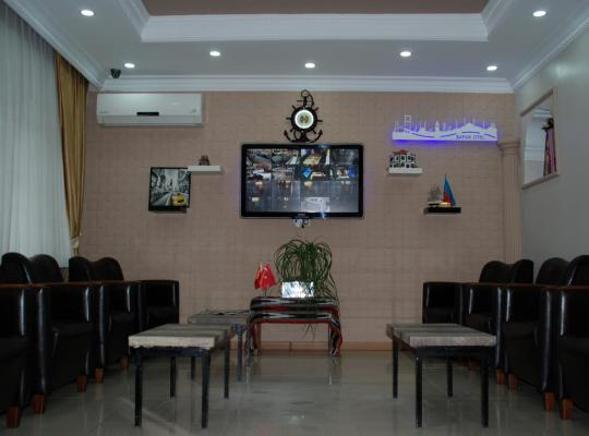 Ảnh khách sạn: Safak Hotel