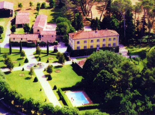 Хотел снимки: Palazzo Di Bagnaia