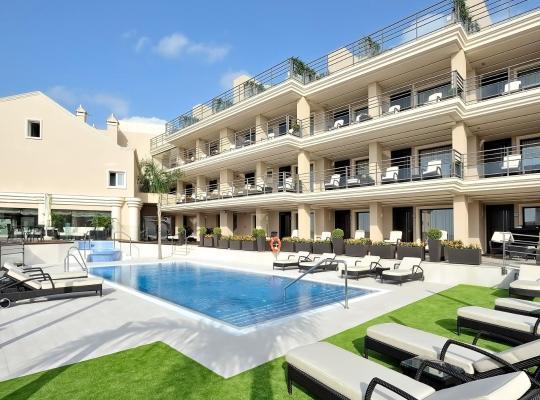 Ảnh khách sạn: Vincci Selección Aleysa, Hotel Boutique & Spa