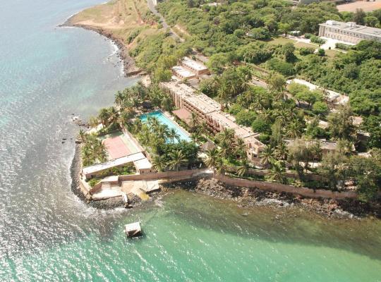Hotelfotos: Hotel Jardin Savana Dakar