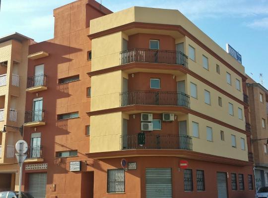 Фотографии гостиницы: Hostal Miguel y Juani