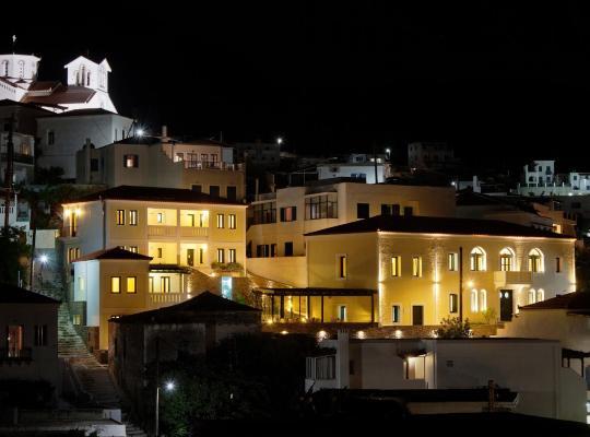 호텔 사진: Krinos Suites Hotel