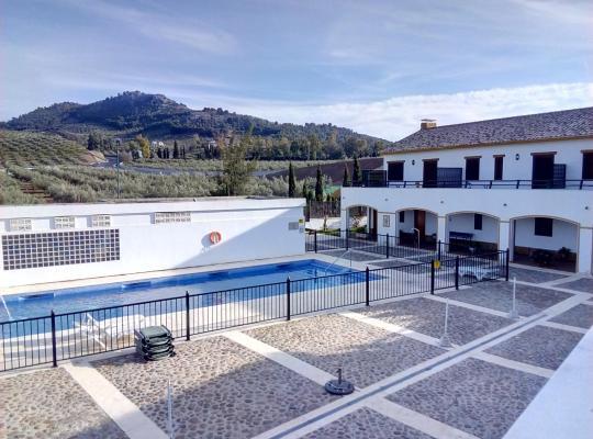 Zdjęcia obiektu: Apartamentos Turístico Rurales Vía Verde del Aceite